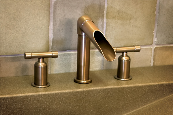 Waterfall Faucet Sonoma Forge