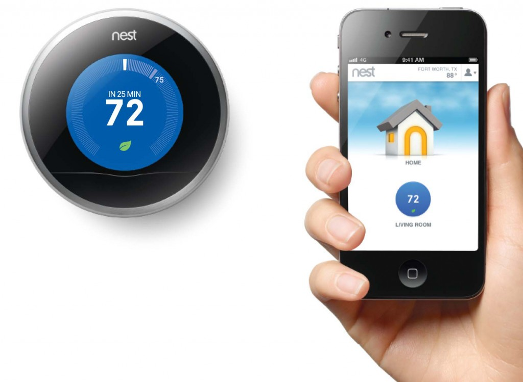 Works with Nest: Nest launches developer program, talks to your car, washing machine