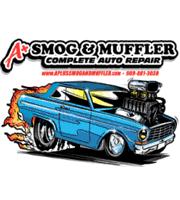 A Plus Smog and Muffler